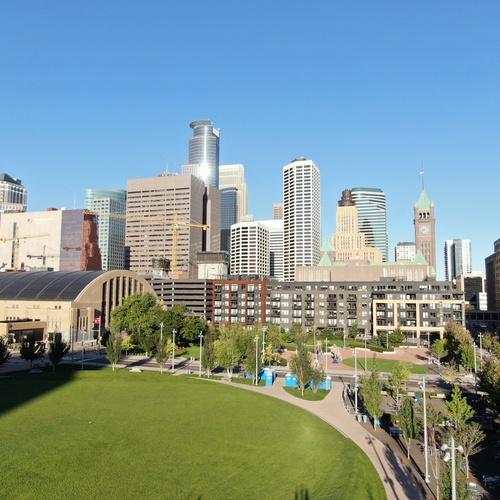 Photography ( Downtown Minneapolis)