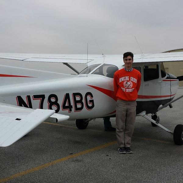AJ Simon: Dedicated Drone Pilot