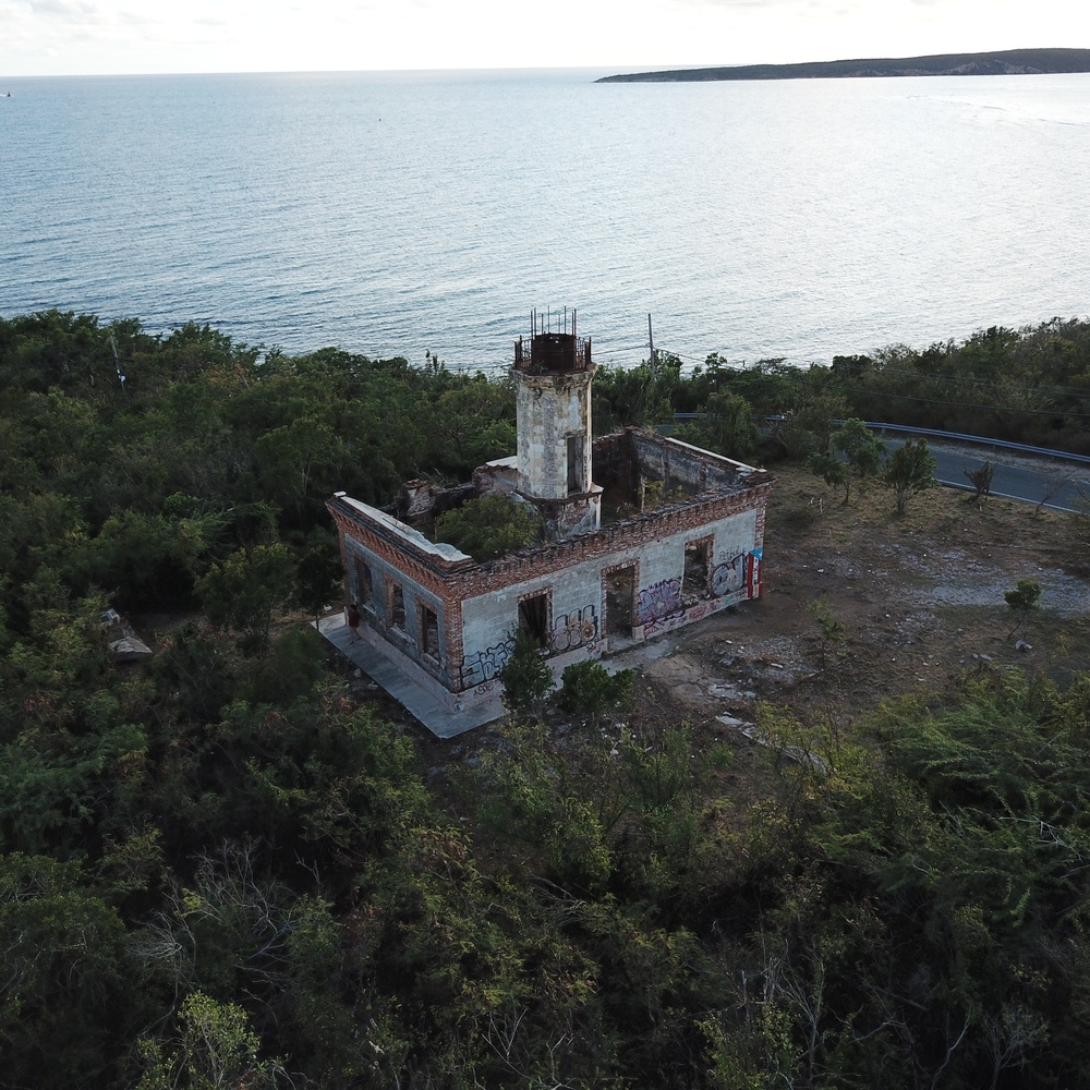 Guanica Lighthouse, Puerto Rico
