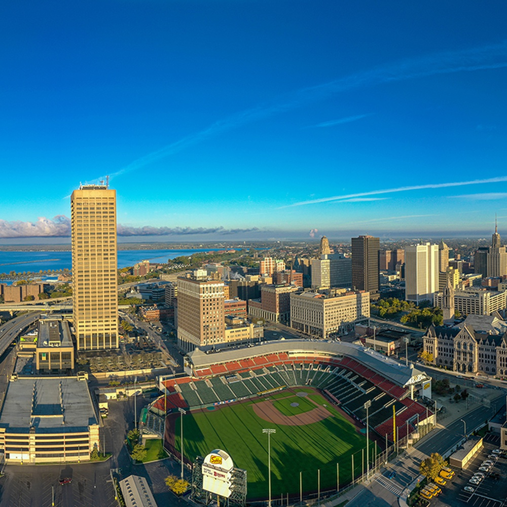 Panoramic Buffalo NY