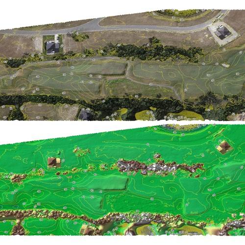 Golf Course Turf Analysis