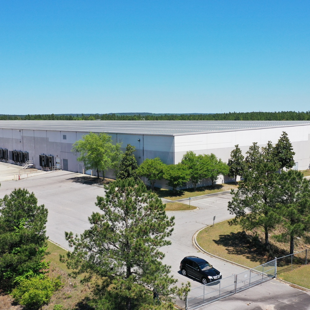 Warehouse Distribution Building - Graniteville, CA
