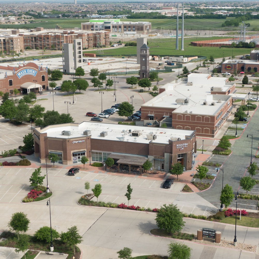 Commercial Real Estate Frisco, TX