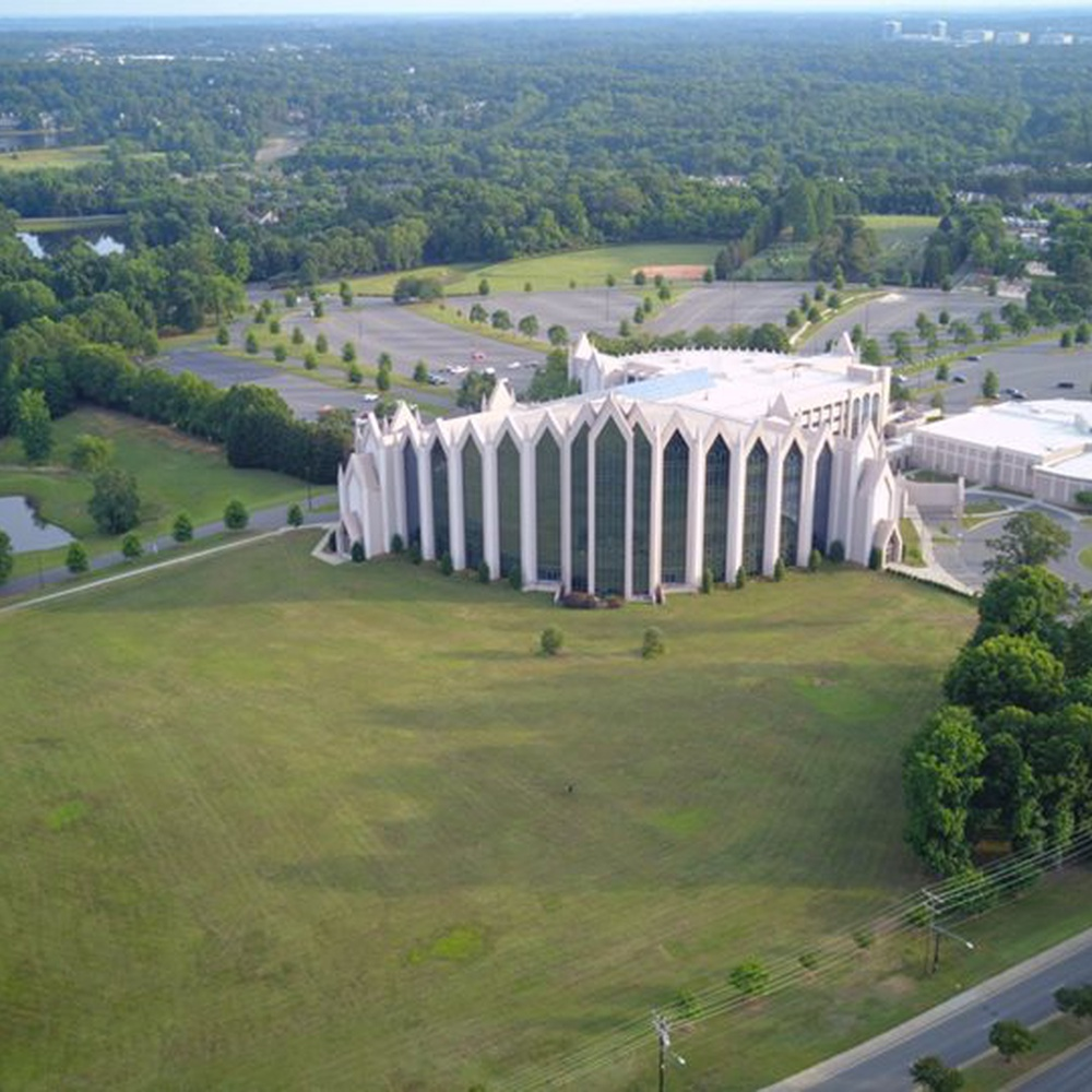 Charlotte, NC's Largest Church