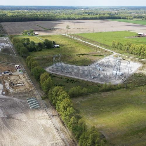 Cincinnati, OH - Solar Farm Construction (1)