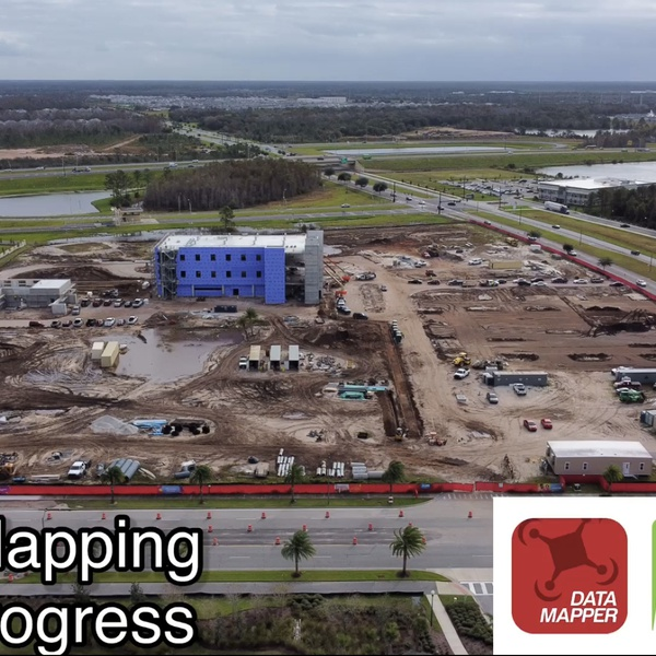 Photo work progress construction