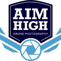 Aim high drone photography