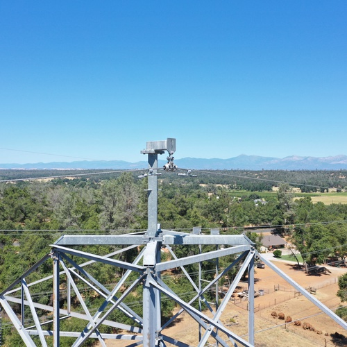 Shasta WAPA Cottonwood East Tower High Cable Harness