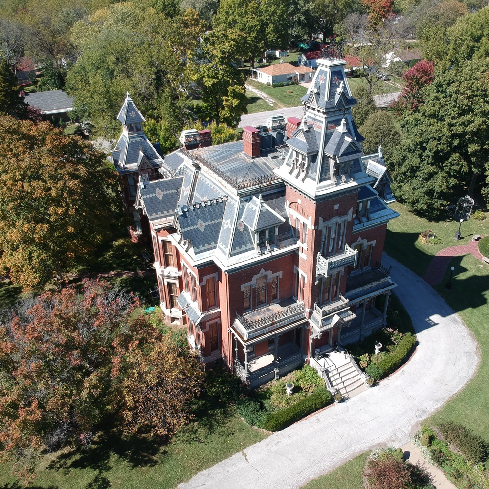 Vaile Mansion historic site