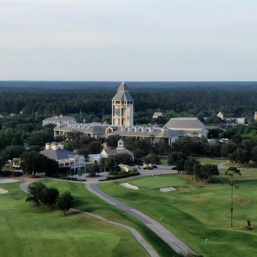 World Golf Hall of Fame1