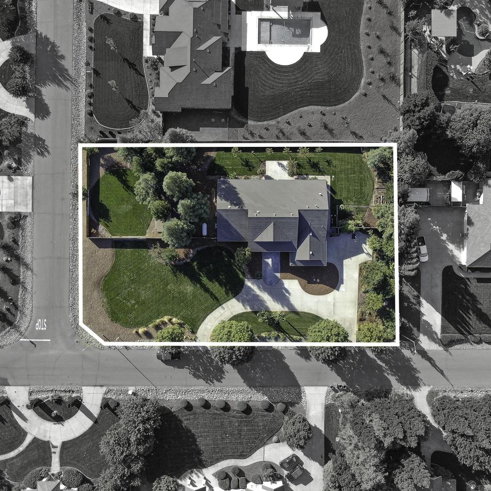 Aerial Real Estate - Topdown