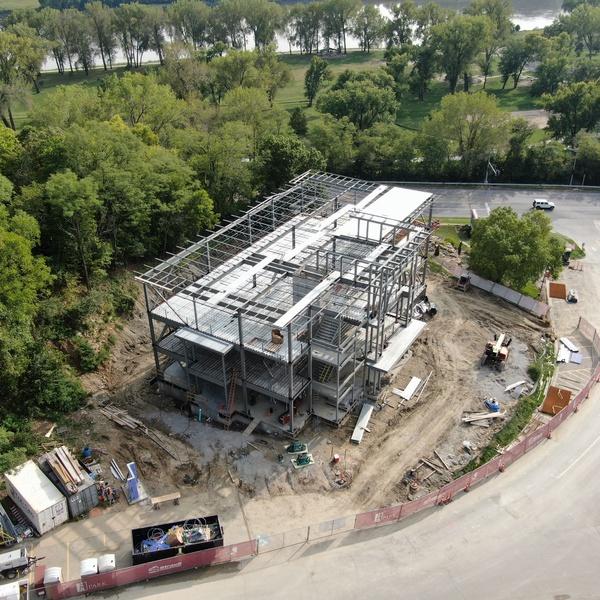 Construction Progression