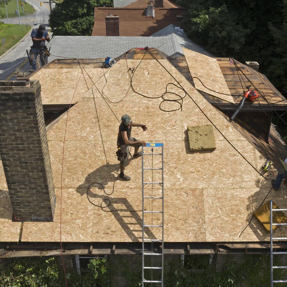 Roof rebuild