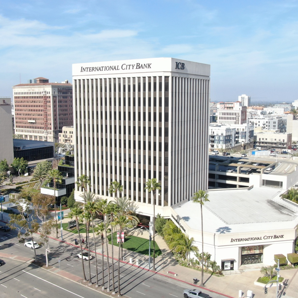International City Bank, Long Beach 100 feet