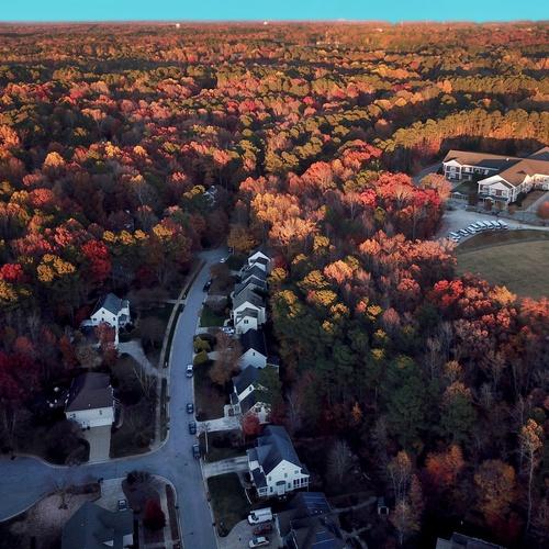 Fall subdivision