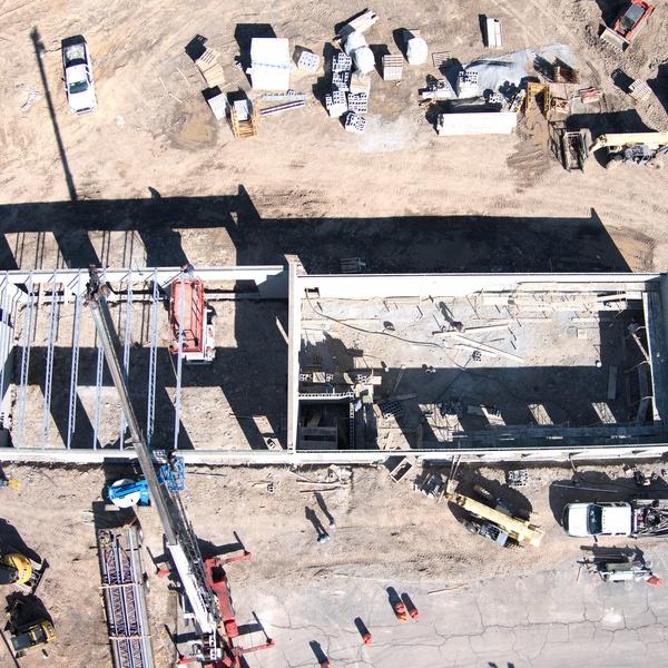 Construction site survey