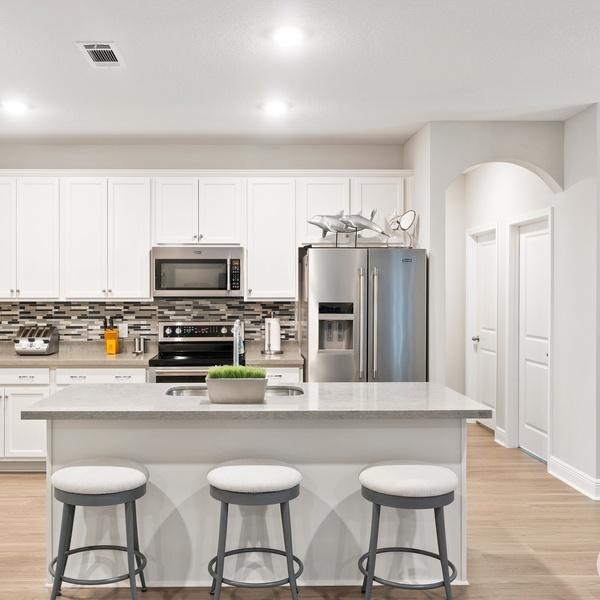 Indoor Real Estate Shoot