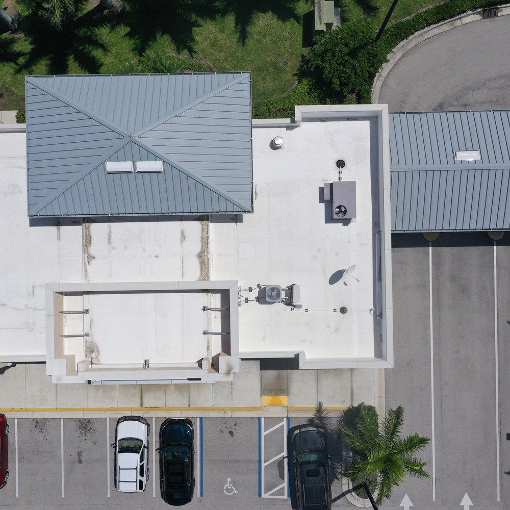 Commercial Roof Inspection Melbourne