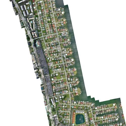 Orthomosaic Map-247 Acres