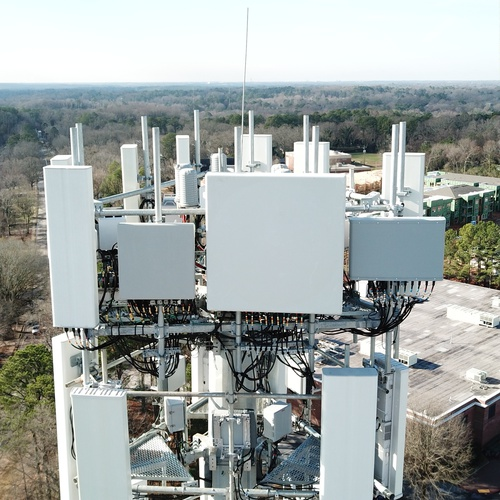 "Cellular inspection of a ""pre"" 5G site"