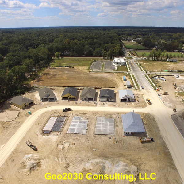 Residential Development in Alachua County