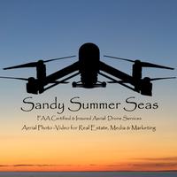 Sandy Summer Seas
