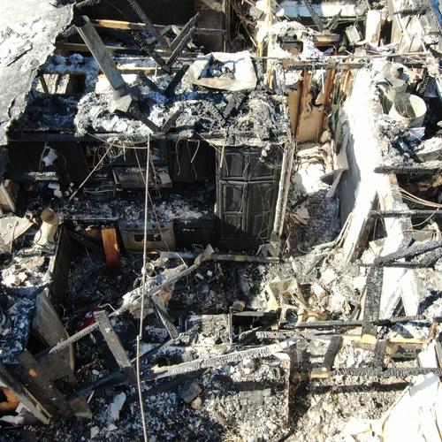 Interior Fire Damages