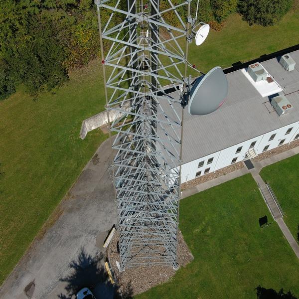Radio tower inspection