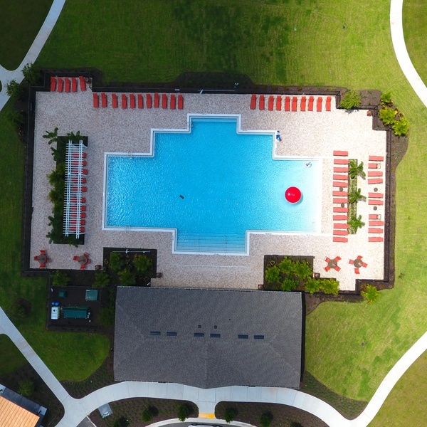 Almost a rendering - Perfect Top View