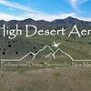 High Desert Aerial