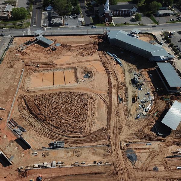Construction Progress Projects