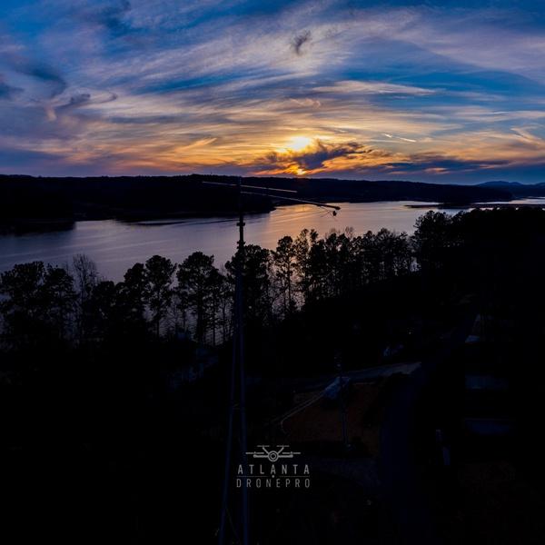 Panorama of Sunset