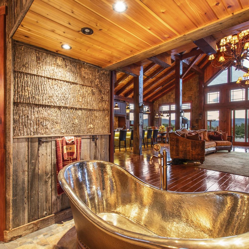 Bathed in Elegance