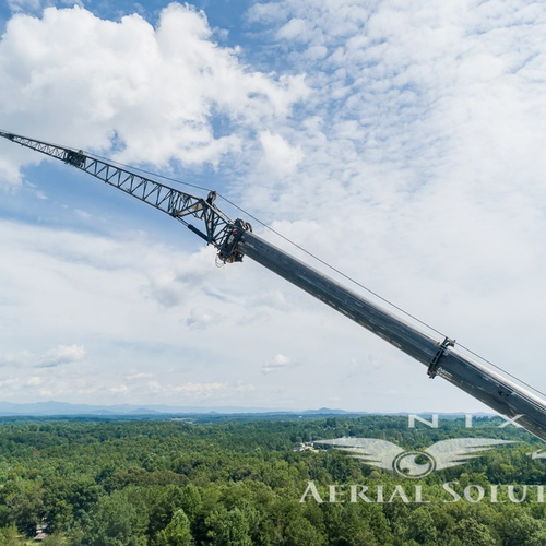 Crane Operation, Upstate SC