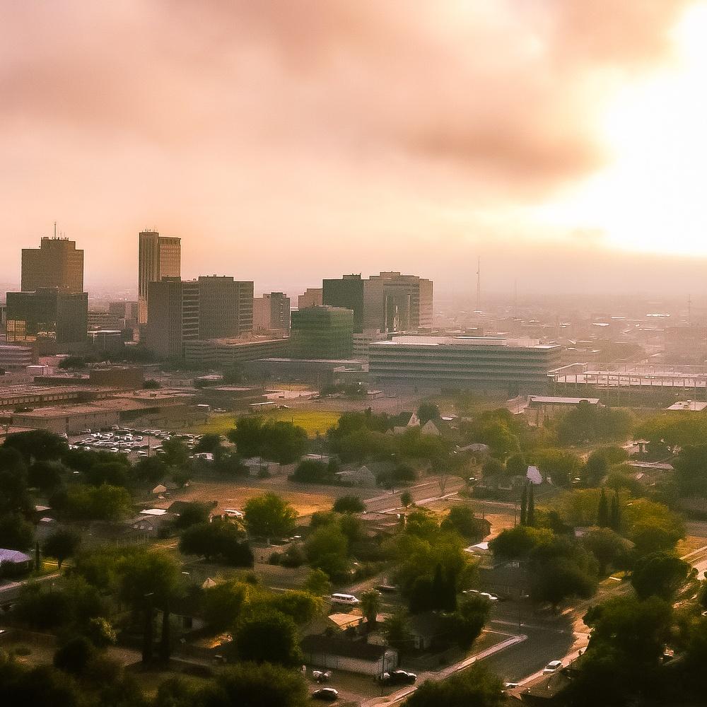 Midland, Texas Sunrise 2020