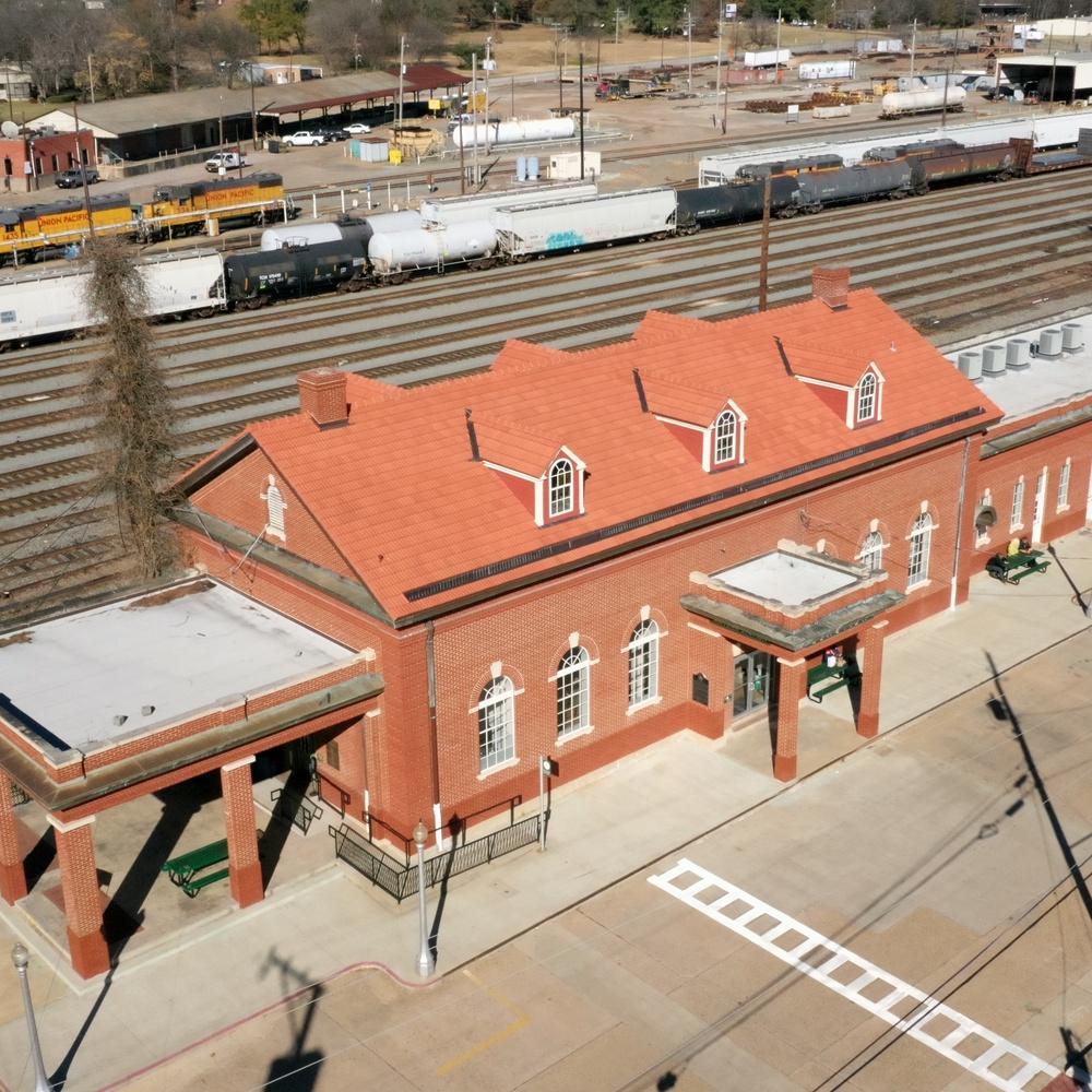 Historic Longview Depot