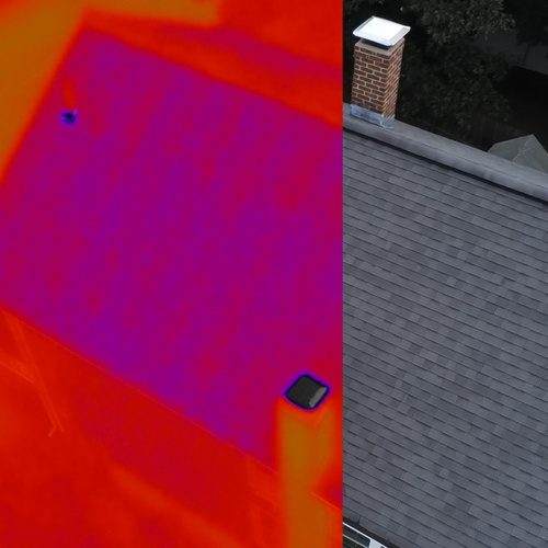 Thermal Roof (summer)
