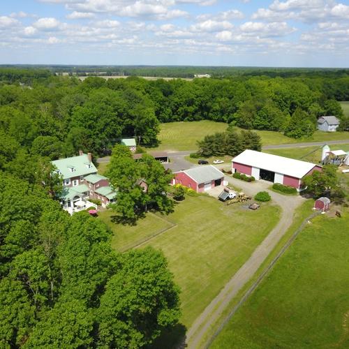 Locust Hill Farm - Rear of Residence