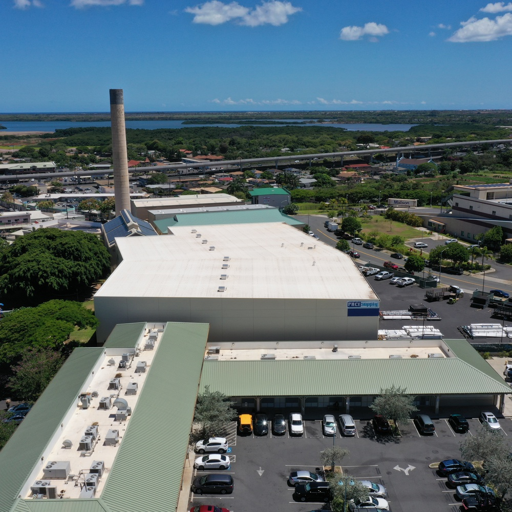 Honolulu Commercial Real Estate (125' Orthogonal View)