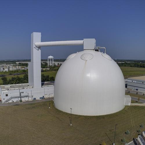 Sugar Storage Tanks, Montgomery, IL