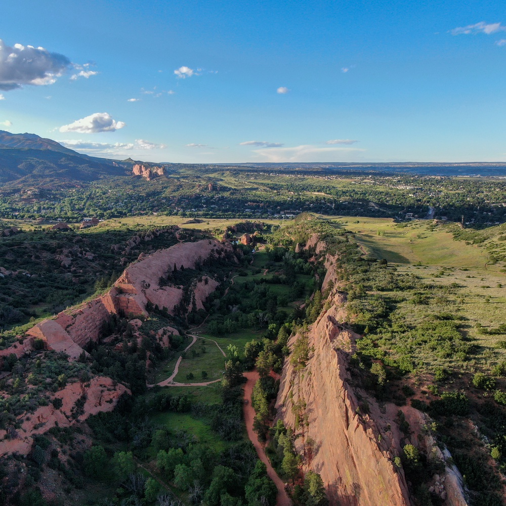 Red Rocks Open Space