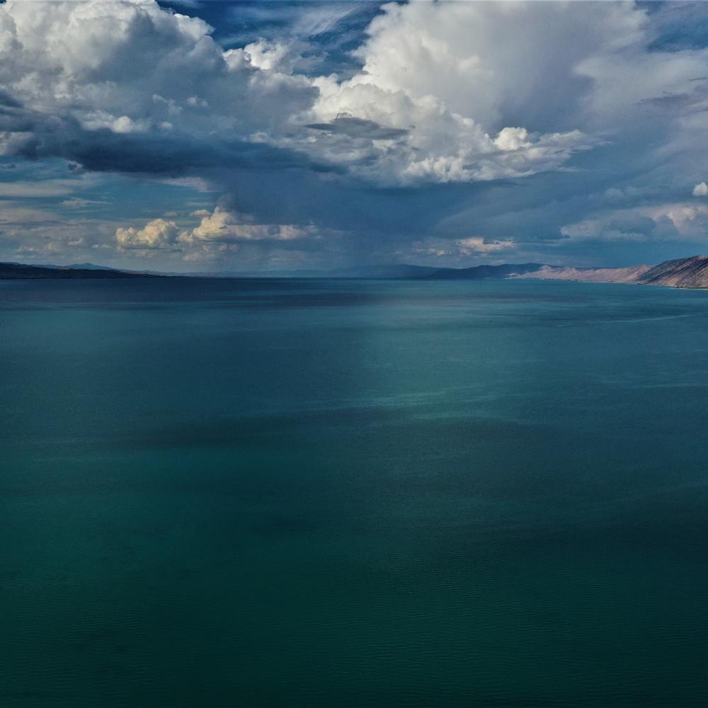 Bear Lake Utah - Calm Before the Storm