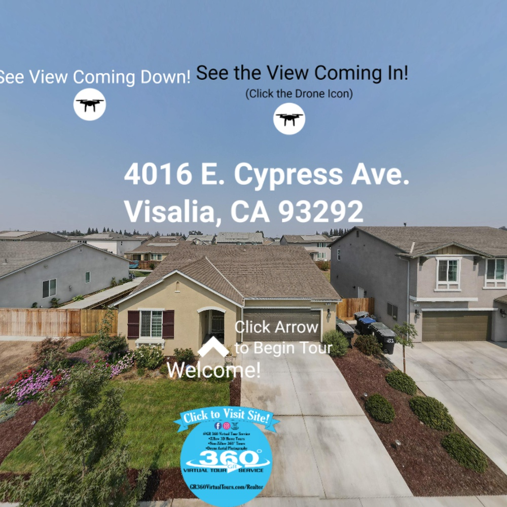 Cypress Listing (Above 360° Tour Intro.)