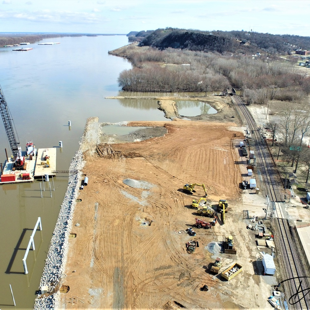 Hannibal MO Riverfront Project