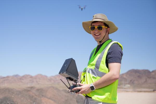 Vegas Inspired UAV