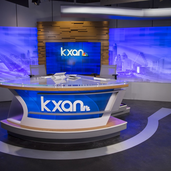 KXAN-TV News, Austin photo collages