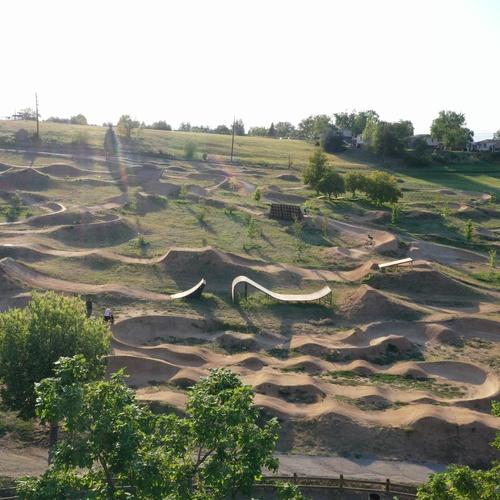 Bike Park Aerial