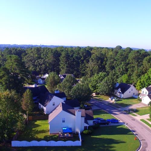 Roof and Neighborhood inspection