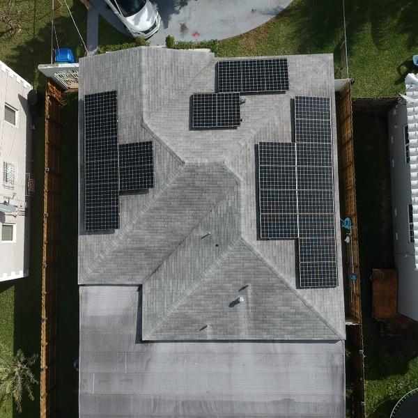 Solar inspection
