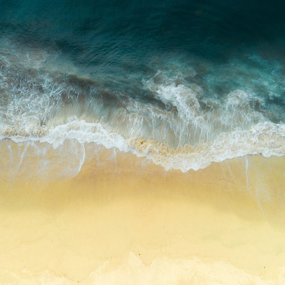 Carmel Beach Seascape